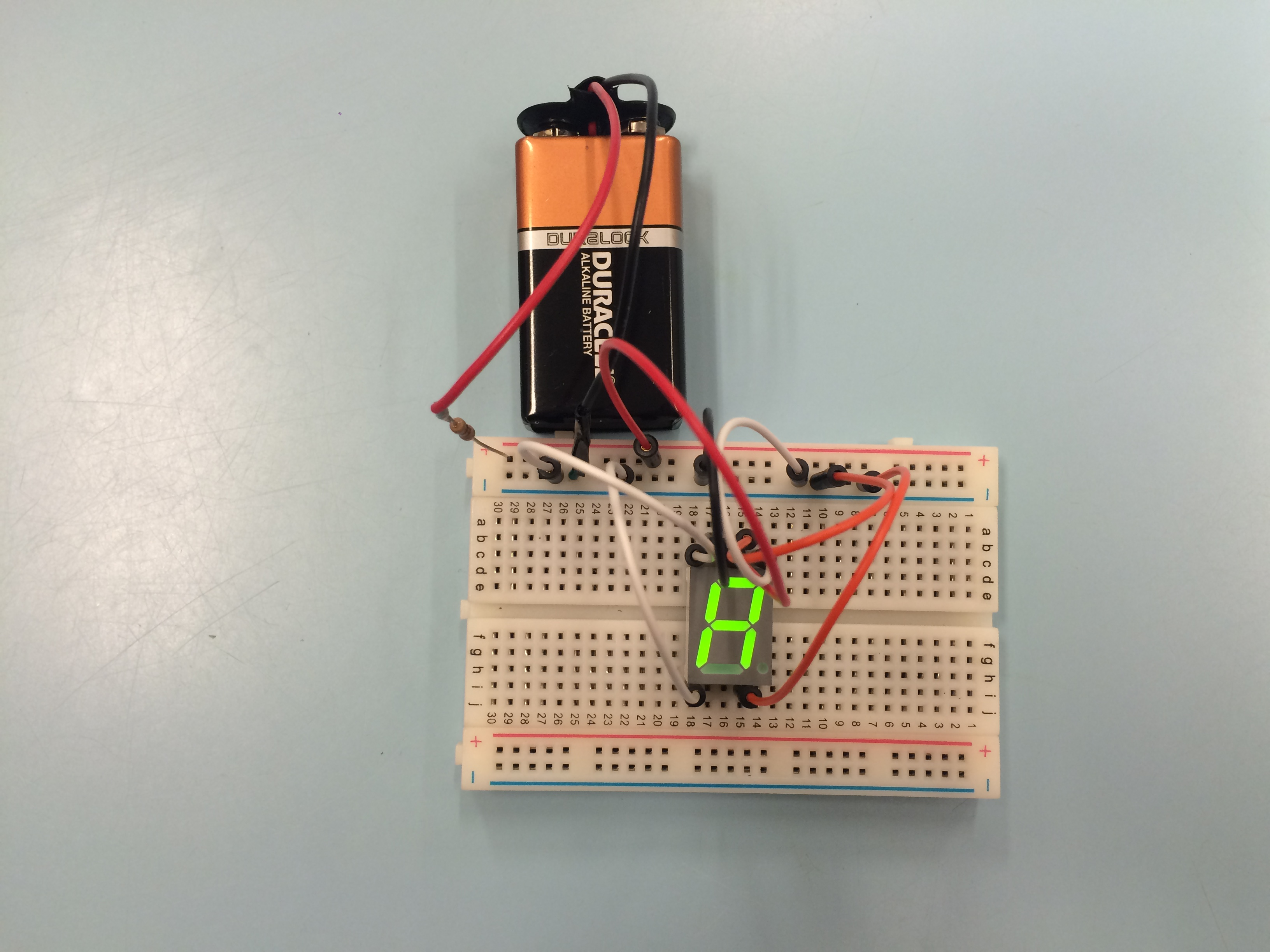 An Introduction To Seven Segment Displays
